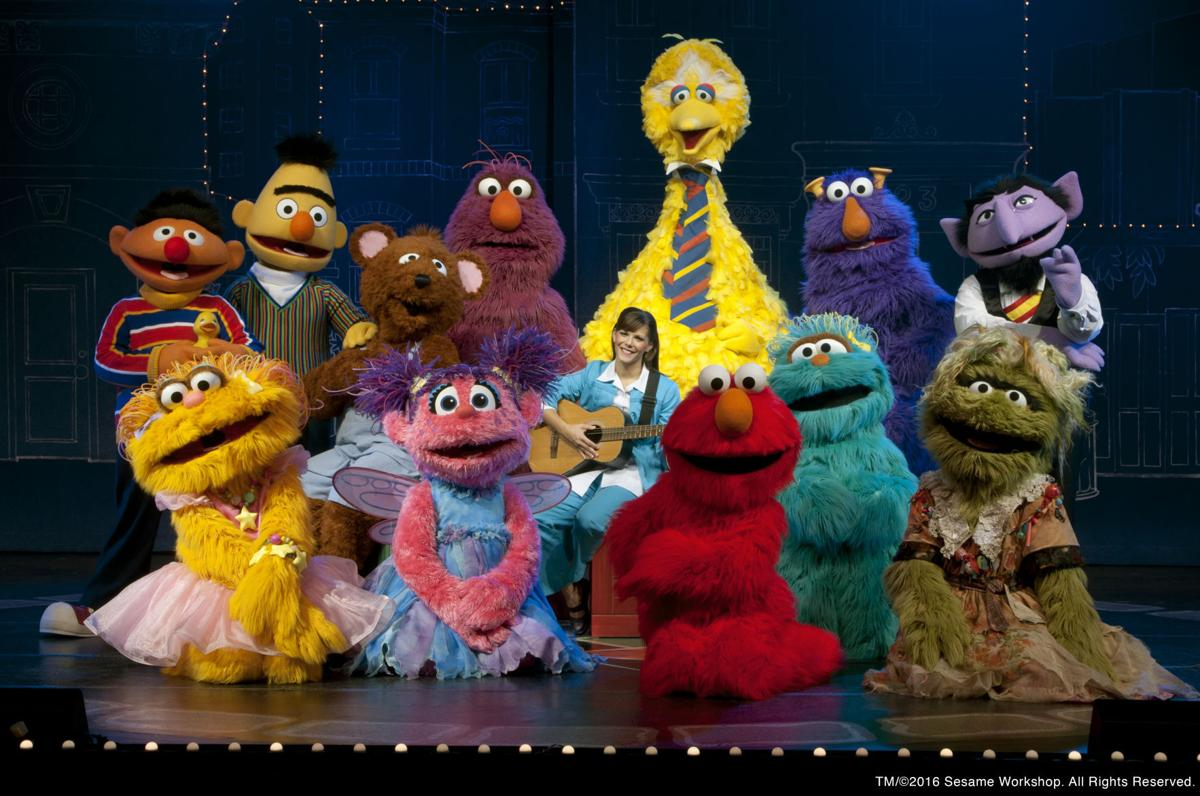 Elmo and Friends coming to Tucson