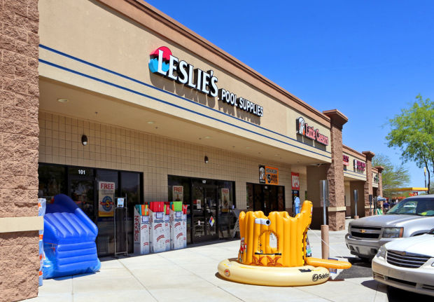 Pool-supply chain to open store here