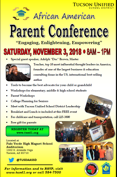 African American Parent Conference