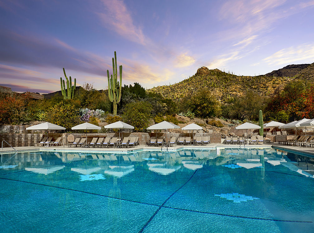 Loews Ventana Canyon Resort pool