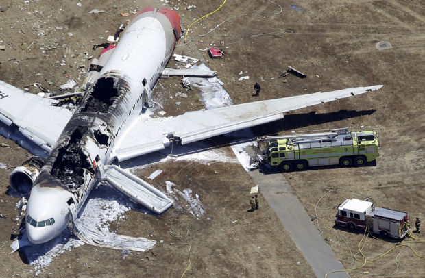 3rd girl in Asiana crash dies; 1 was hit by truck, police say