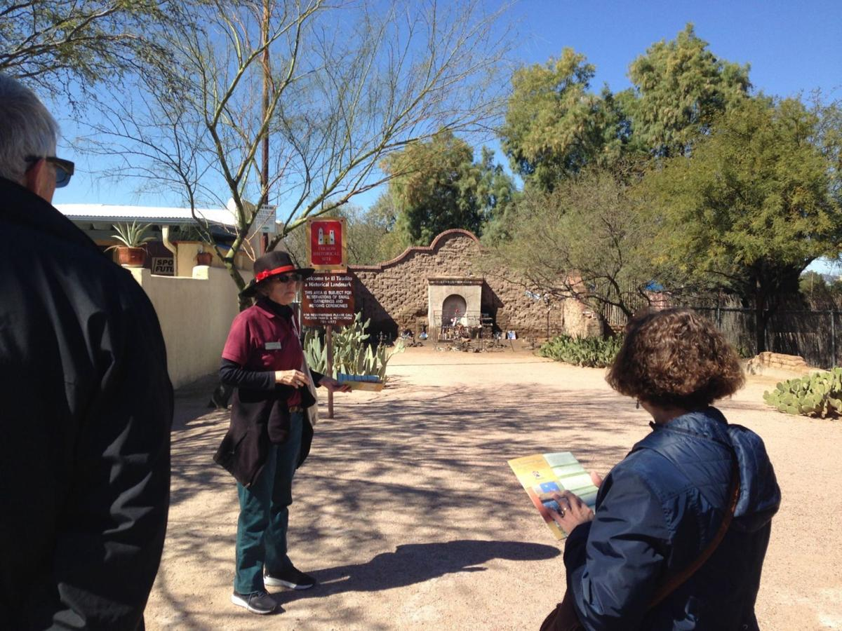 Tucson Presidio Walking Tour