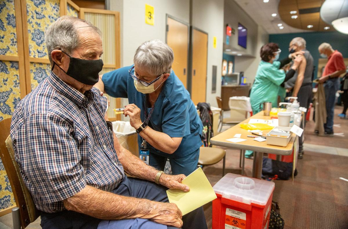 Here's what we know about COVID-19 vaccine distribution and registration in Tucson