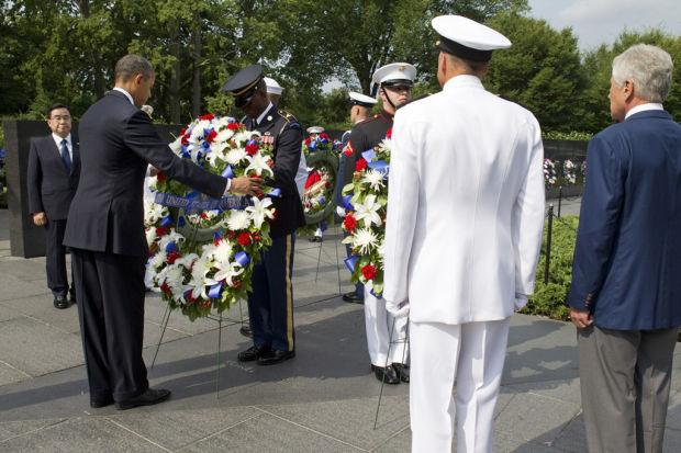 On Korea armistice anniversary, hostility, MIAs are war's legacies