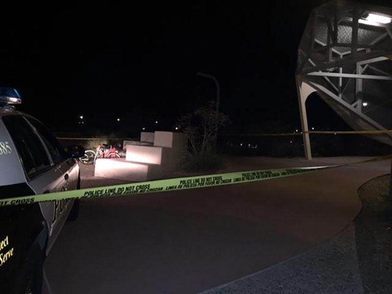 Man killed in mugging at Tucson's rattlesnake bridge