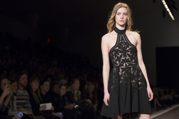 Saturday's shows from NY Fashion Week