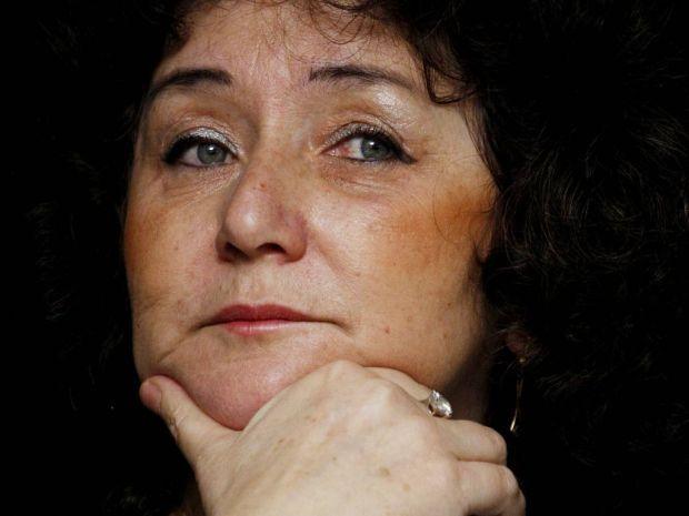 Composer Sylvie Bodorova