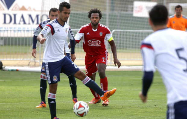 Chivas USA vs FC Tucson soccer