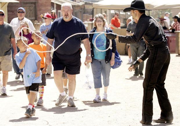 Wild West Days at Old Tucson