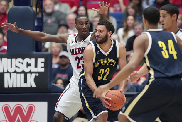 Arizona basketball: NAU at UA