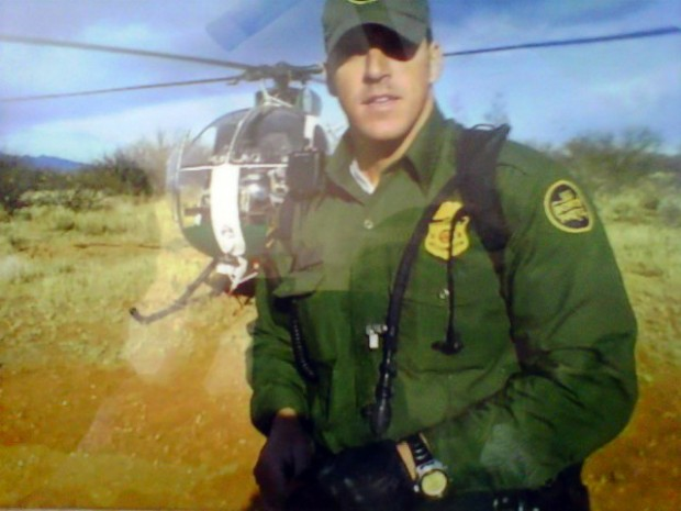 Border Patrol agent killed