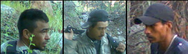 More photos released in attack on Arizona park service employee