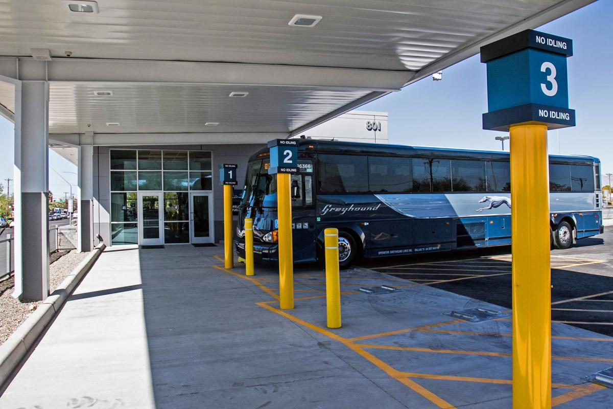 Greyhound buses set to roll from new Tucson terminal