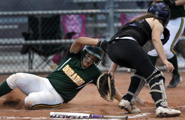 High School State Softball: Canyon del Oro 7, Sabino 5: CDO eliminates Sabino