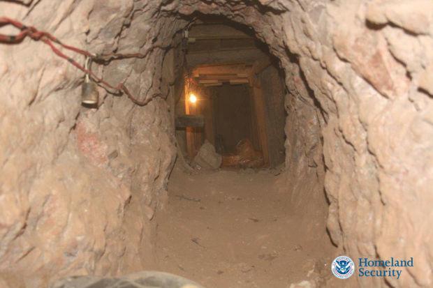 Nogales border tunnel