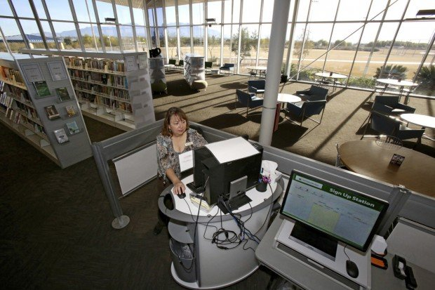 OV library now fully county-run