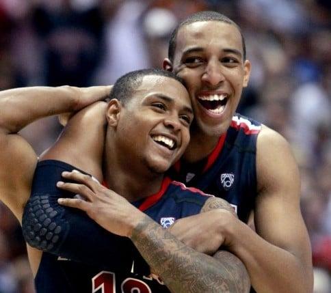Arizona defeats Duke in NCAA West Regional