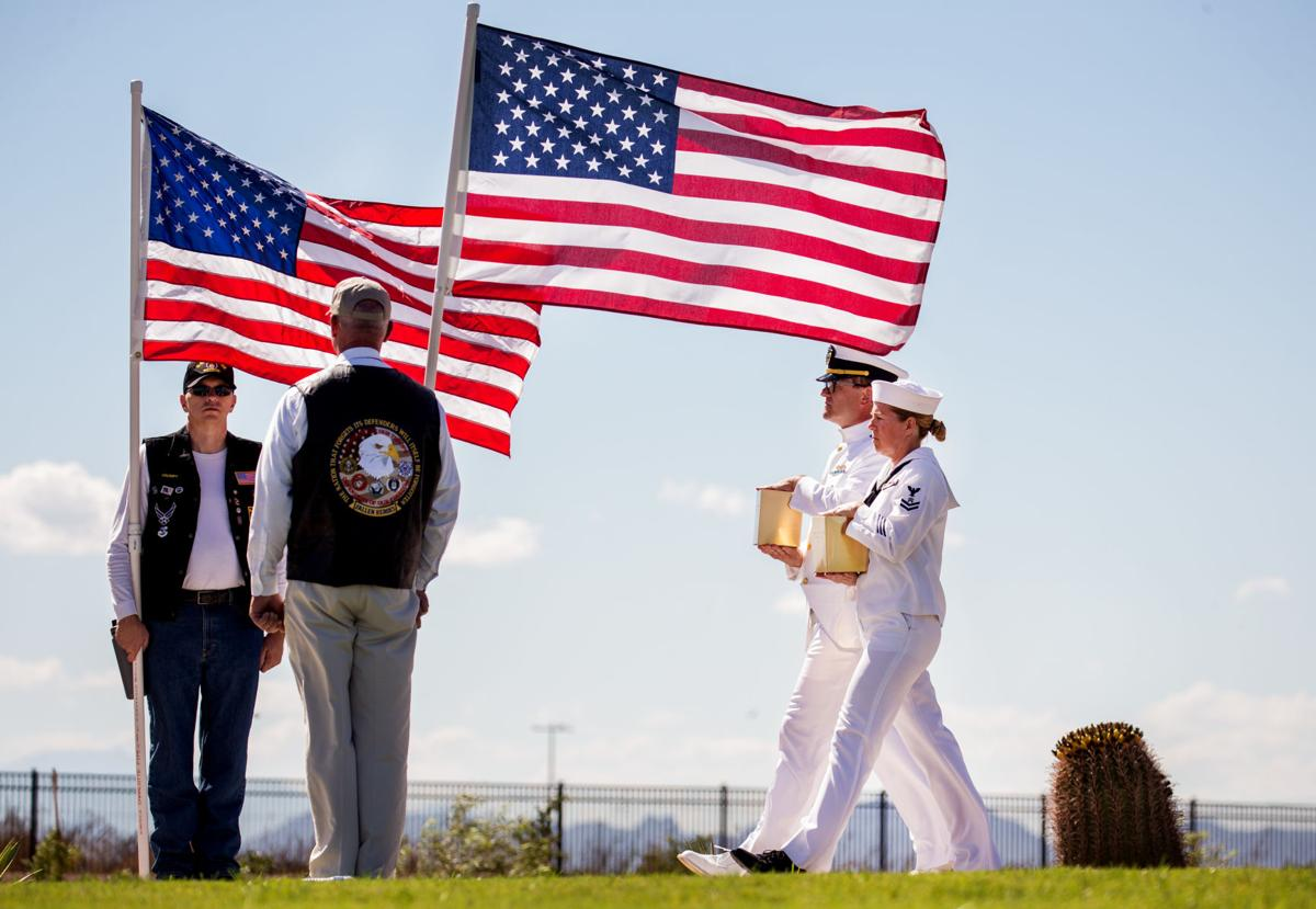33 previously unclaimed veterans interred in Marana