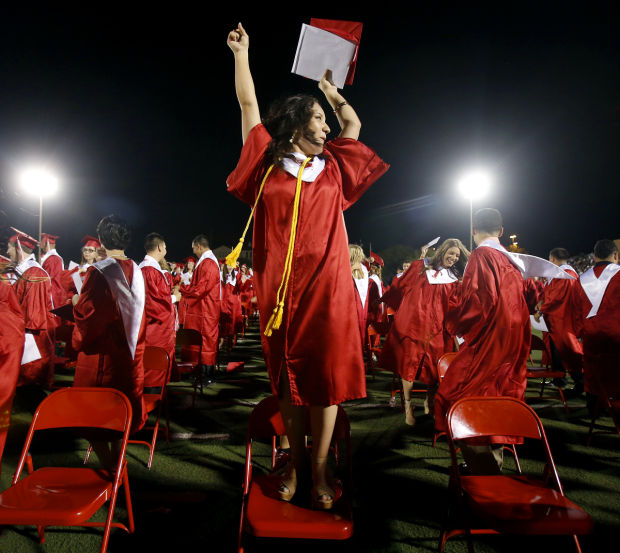 Star Auto Parts >> Photos: Tucson High Magnet School Graduation