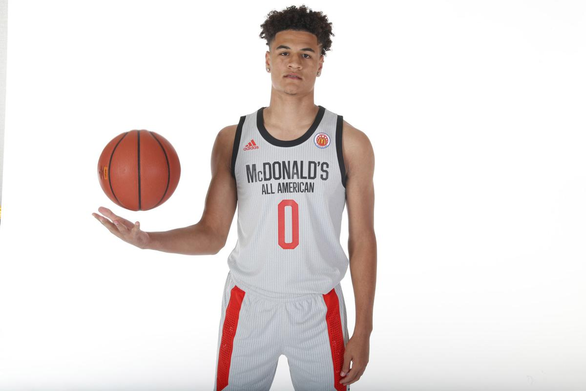 Arizona Signee Josh Green Dishes Eight Assists In IMG's