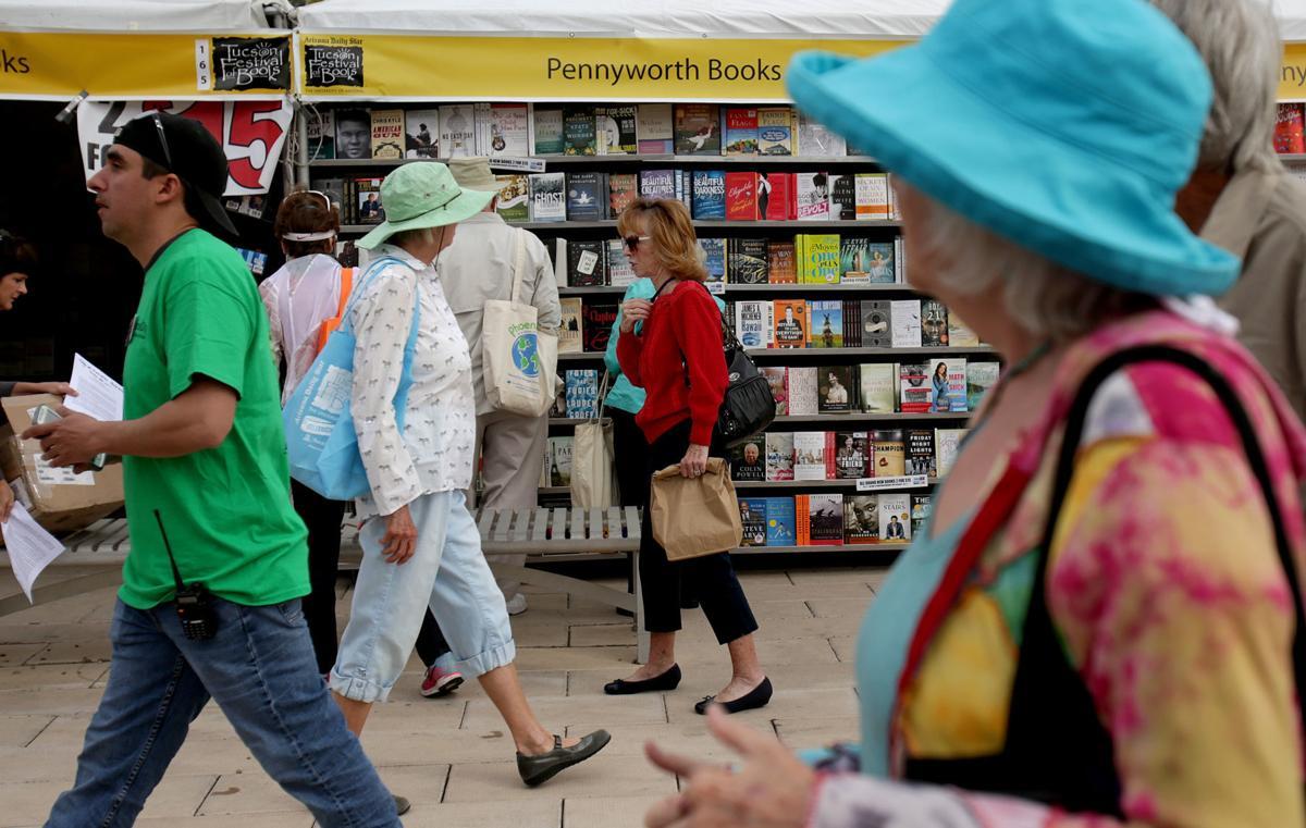 Tucson Festival of Books announces Literary Awards winners