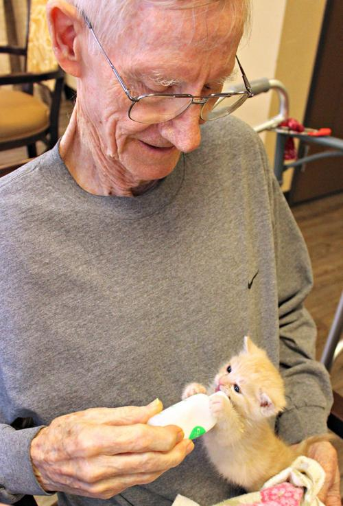 Pacc Pairs With Oro Valley Memory Care Facility To Look