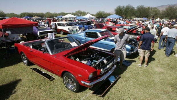 Vroooom! Car shows are revving up for fall | Recreation