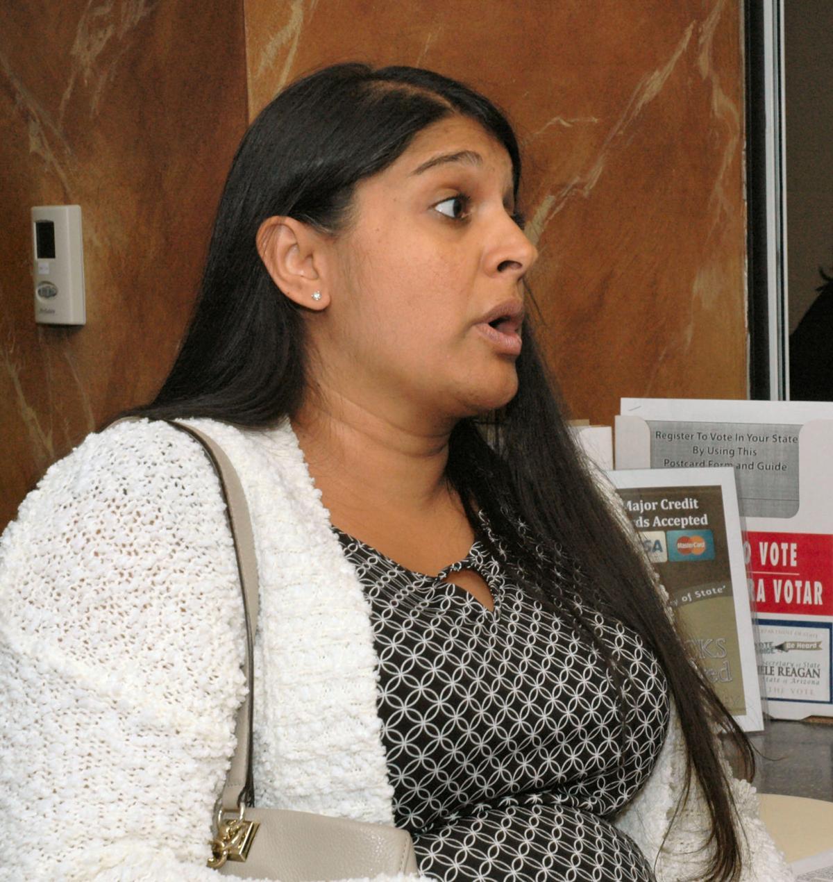 Attorney Roopali Desai