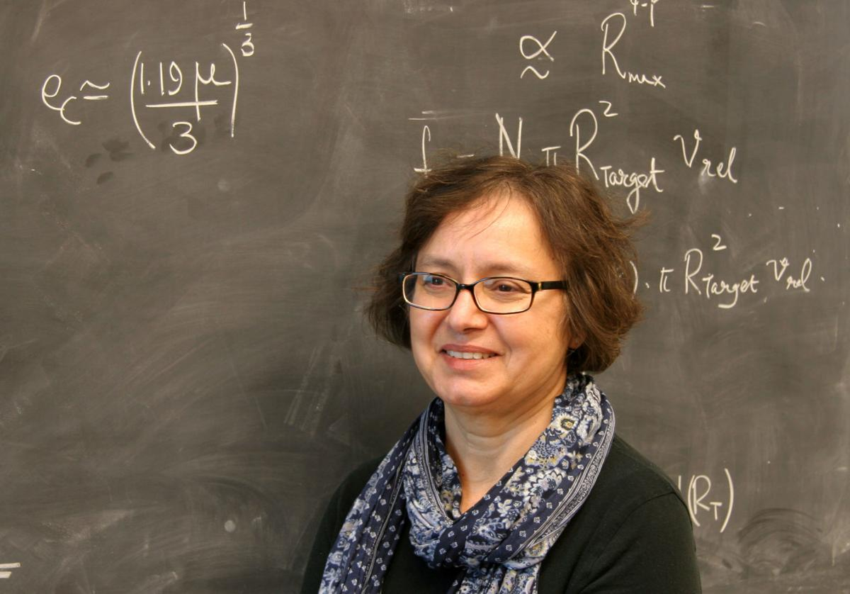 University of Arizona College of Science: Renu Malhotra
