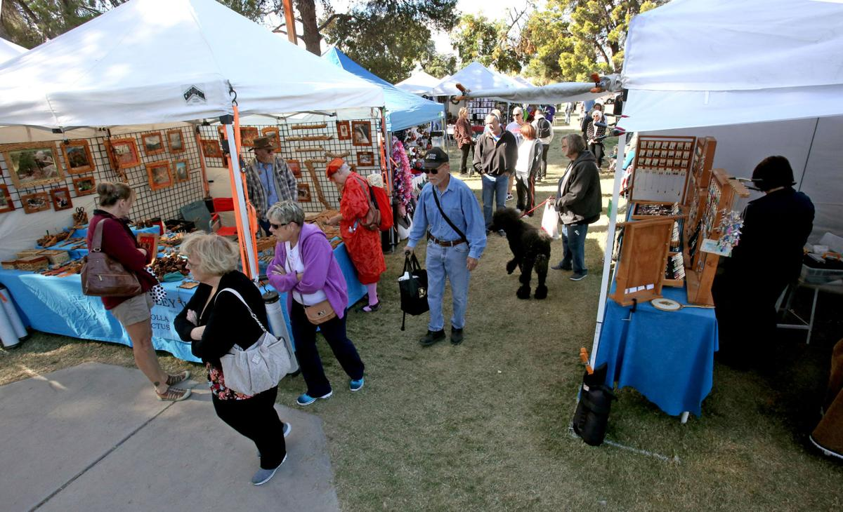 Reid Park Arts and Craft Fair (copy)