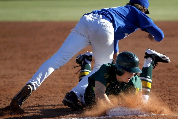 Baseball: Bronson does it all, does it well for CDO