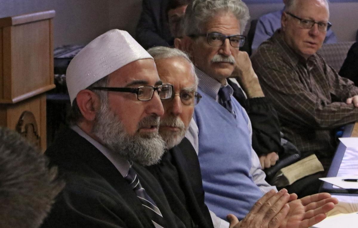 Interfaith meeting on refugees