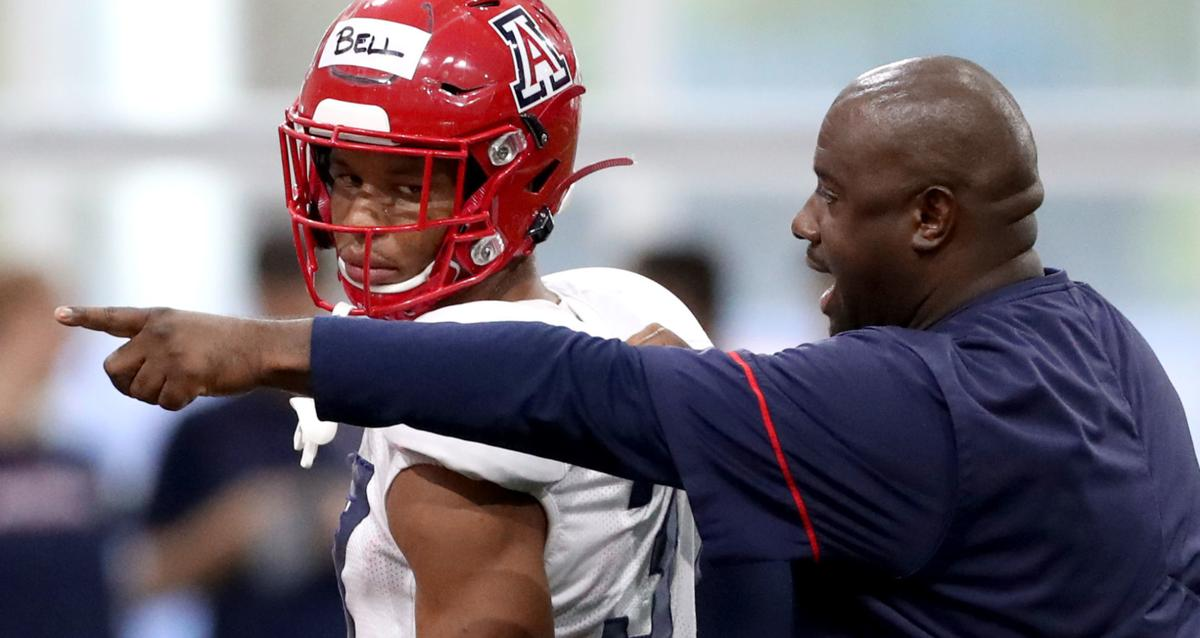 Former Arizona Wildcats DC Marcel Yates gets a new job, and it's in the Pac-12