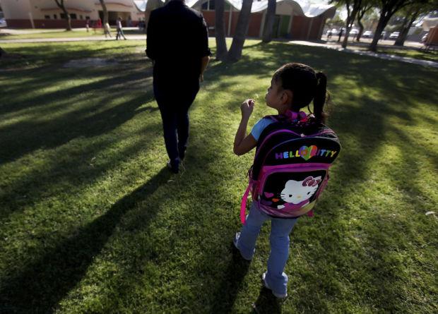 Sarah gassen heartbreak and hope at walter douglas - Douglas gardens elementary school ...