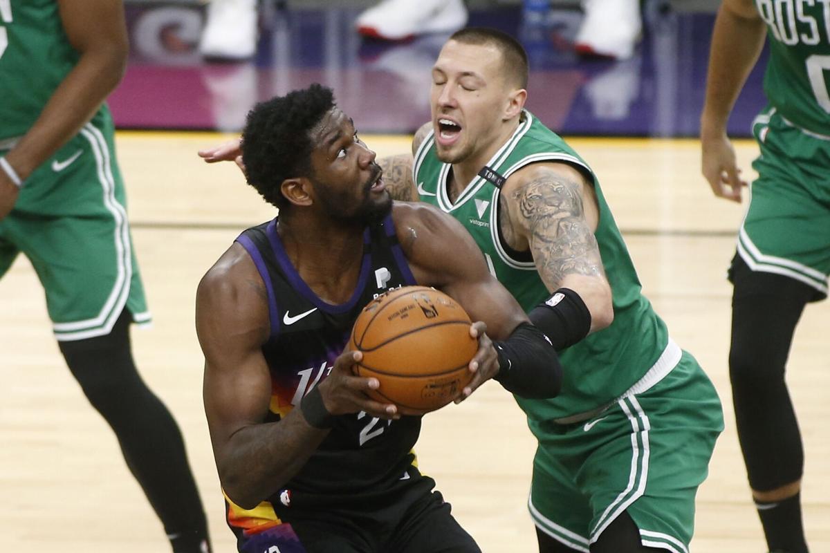 Celtics Suns Basketball