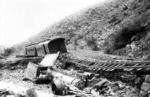 Mine Tales Mining Railroads Overcame Obstacles