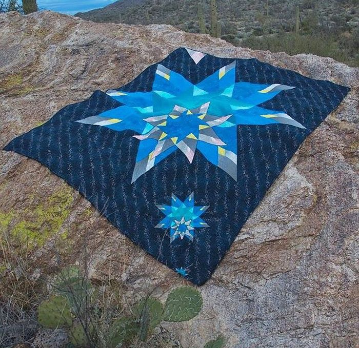 Tucson Modern Quilt Guild: Quilting on Display