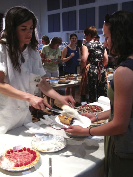 11th Annual Pie Party