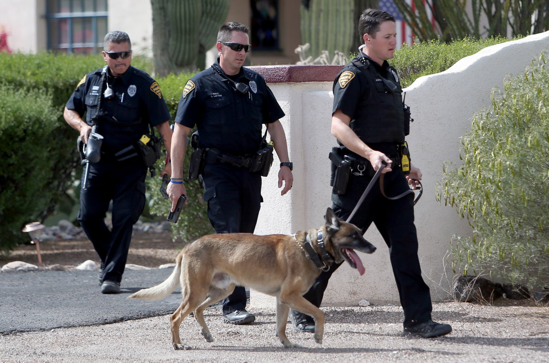 Council backing plan that would give some police officers 15% pay boost | Tucson.com
