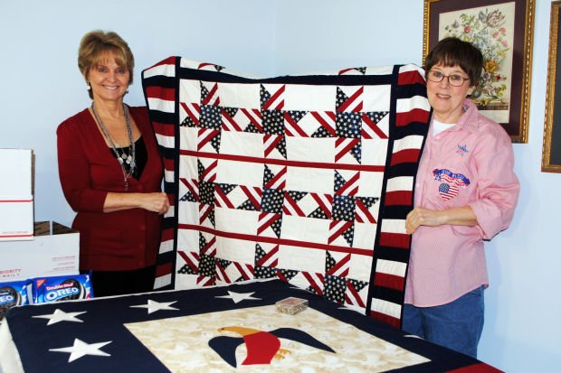 Quilts For Soldiers