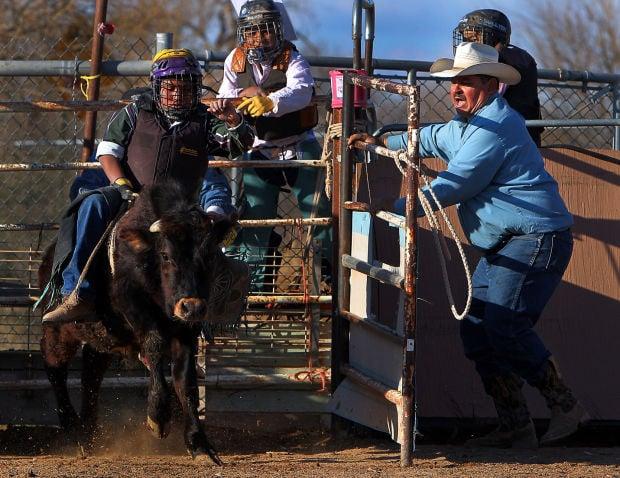 Escuela de vaqueros, estrellas del mañana