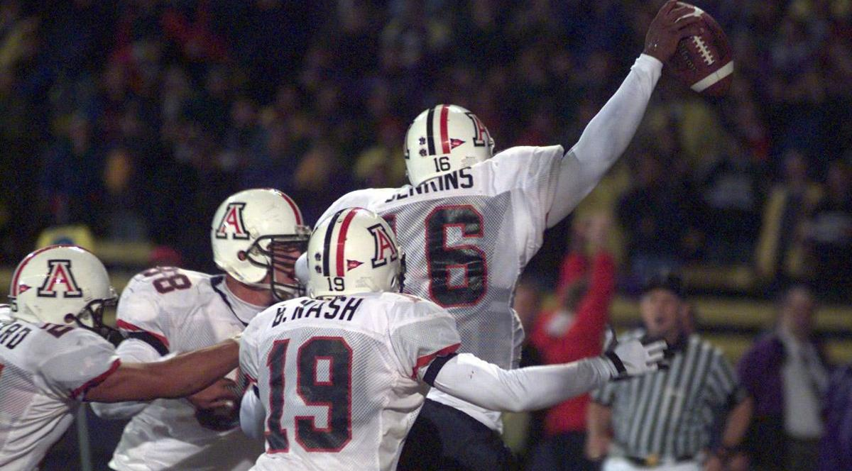 Events before, after 'Leap by the Lake' encapsulated 1998 Arizona Wildcats