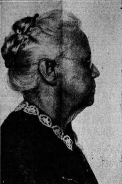 Louise Foucar Marshall