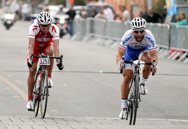 Men's race: Scottsdale chiropractor earns three-peat victory