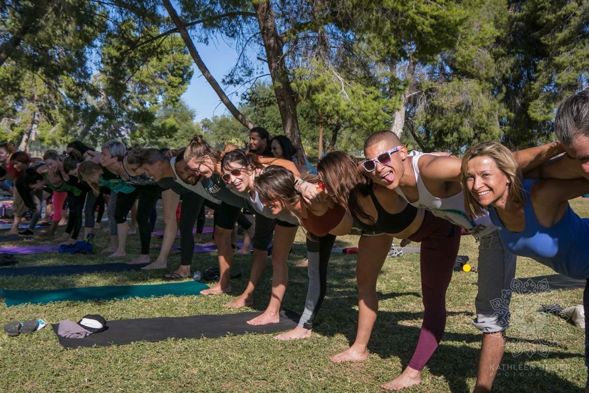 Tucson Yoga Festival