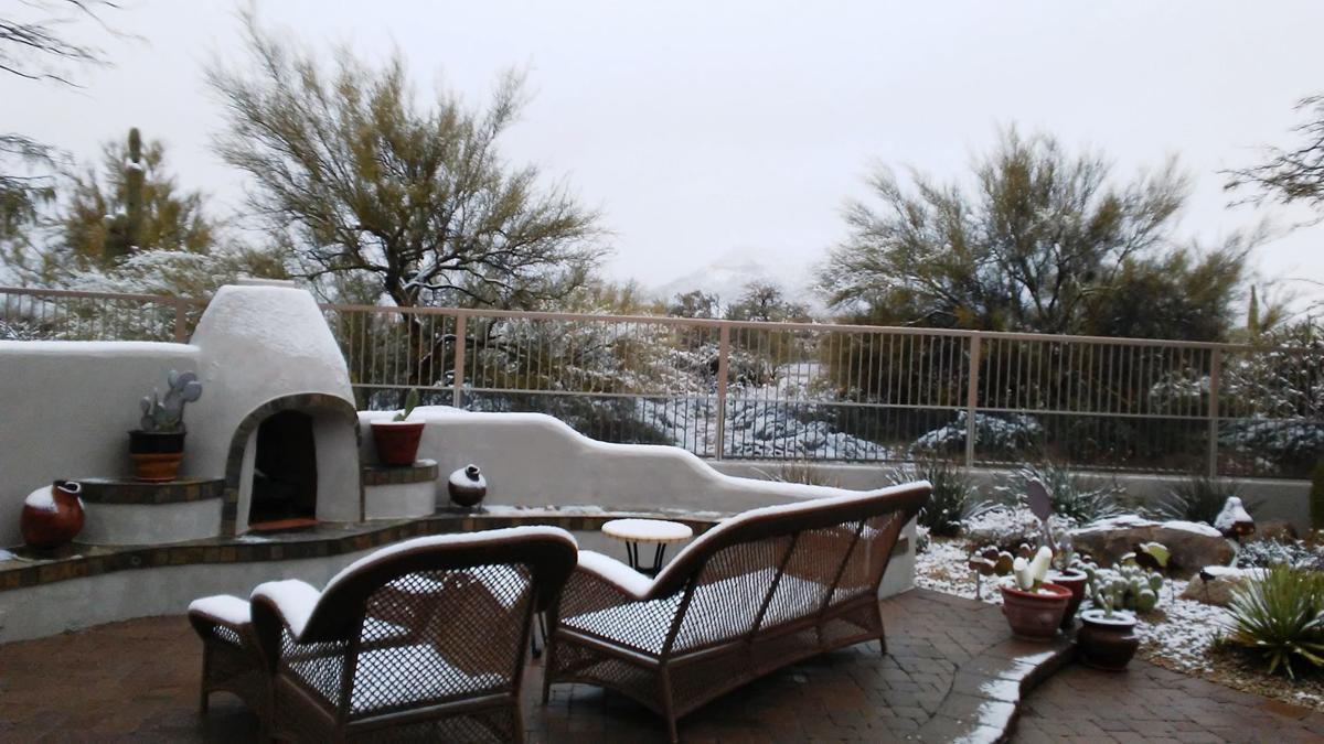 Snow fall
