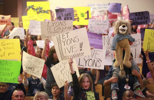 TUSD finalizes list of possible closures