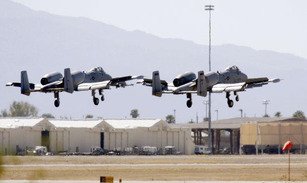 A-10s at D-M