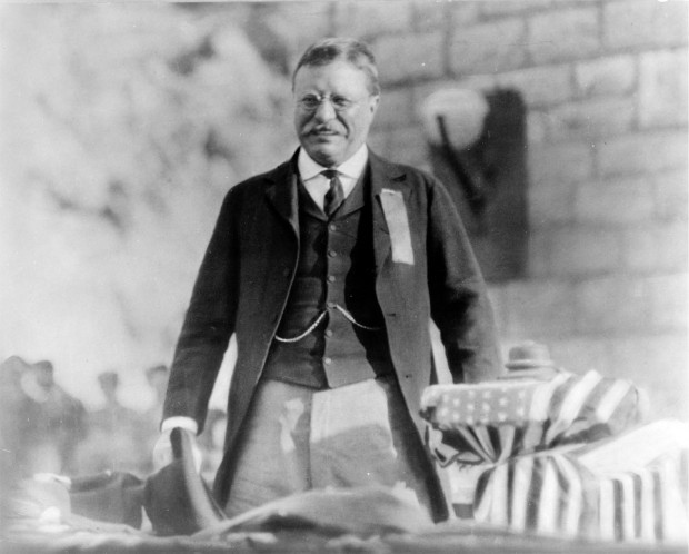 March 18, 1911: Dedication of Theodore Roosevelt Dam