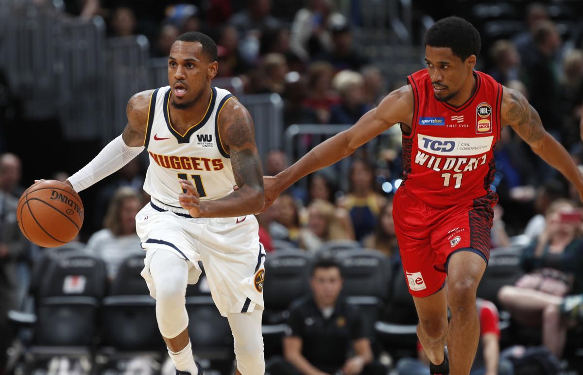 Perth Nuggets Basketball